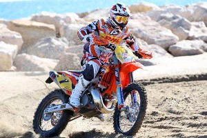 Christopher NAMBOTIN KTM Enduro 2013