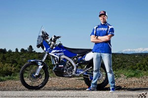 Cyril Despres Yamaha 2013 - Enduro Rally