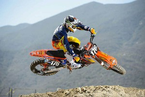 Joey Savatgy KTM Orange Brigade 2013