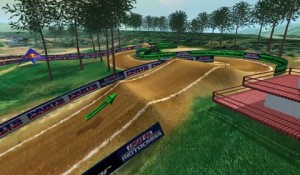 Budds Creek 2013 - Animated Track Map