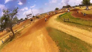 Casey Brennan - 2 Stroke onboard video 2013