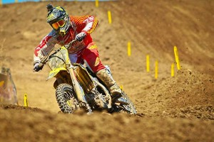 Weston Peick AMA Outdoors 2013