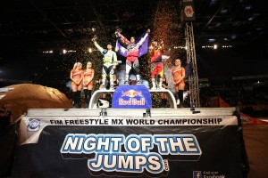 Photo: Night of the Jumps