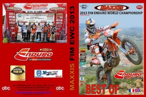 The Maxxis FIM EWC « Best Of » 2013 - DVD 2013