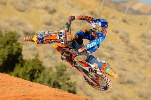 Ken Roczen KTM and Motorex 2014