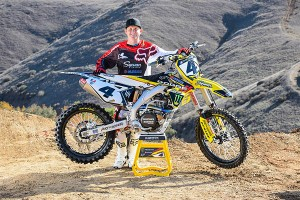 Ricky Carmichael Training Camp 2013