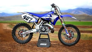 YGR Yamaha YZ250 2 Stroke Project Bike 2013